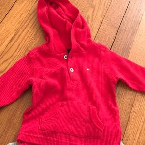 3-6 month Tommy Hilfiger outfit